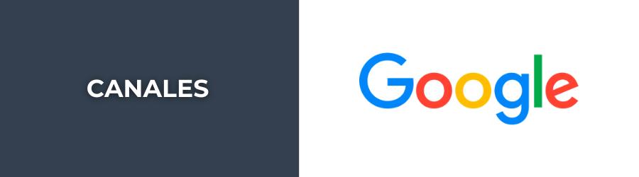 canales de google