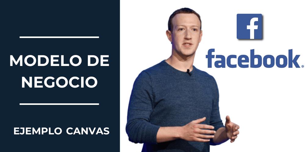 modelo de negocio facebook